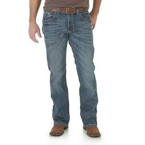 Rock 47 Slim Straight Jeans